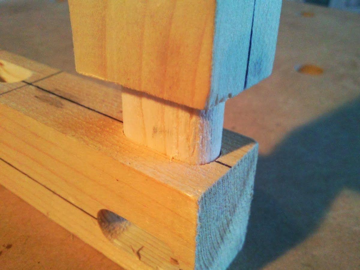 Plantillas para realizar ensambles de caja y espiga con la fresadora
