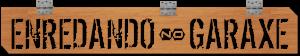 Logo blog carpintería y bricolaje enredando no garaxe