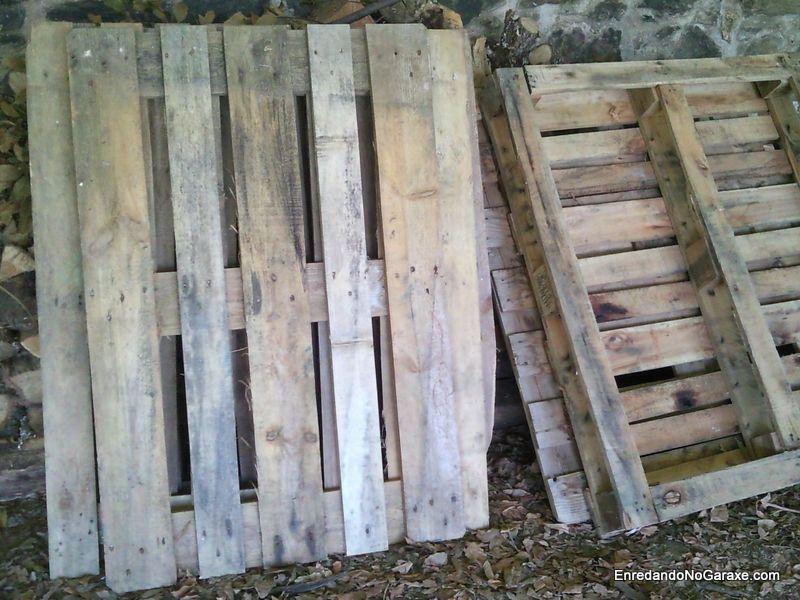 Palets de madera. enredandonogaraxe.club