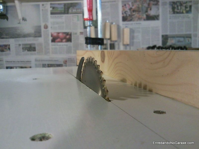 Homemade table saw. enredandonogaraxe.club