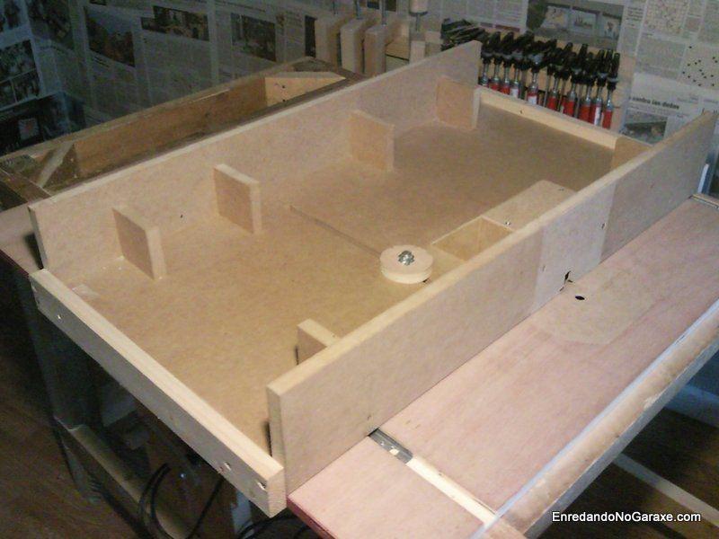 Side guide table saw and milling machine. enredandonogaraxe.club