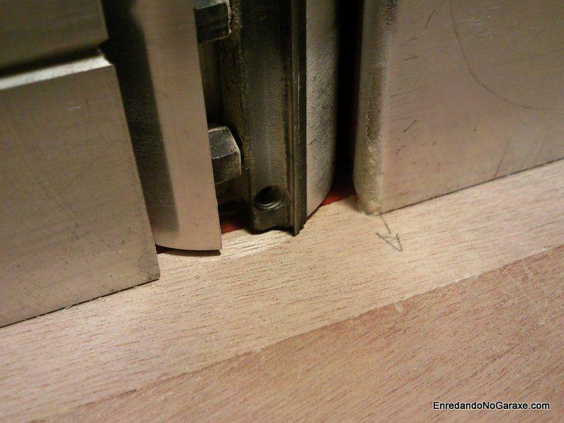 Cuchillas de corte del cepillo de mesa. enredandonogaraxe.club