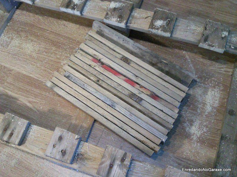 Cortar madera de palet. enredandonogaraxe.club