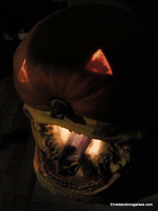 Jack'O Alien de Halloween. enredandonogaraxe.club