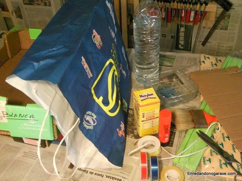 Materiales para hacer una piñata. enredandonogaraxe.club