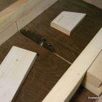 Guía para cortar a 90 grados con la sierra de mesa. enredandonogaraxe.club