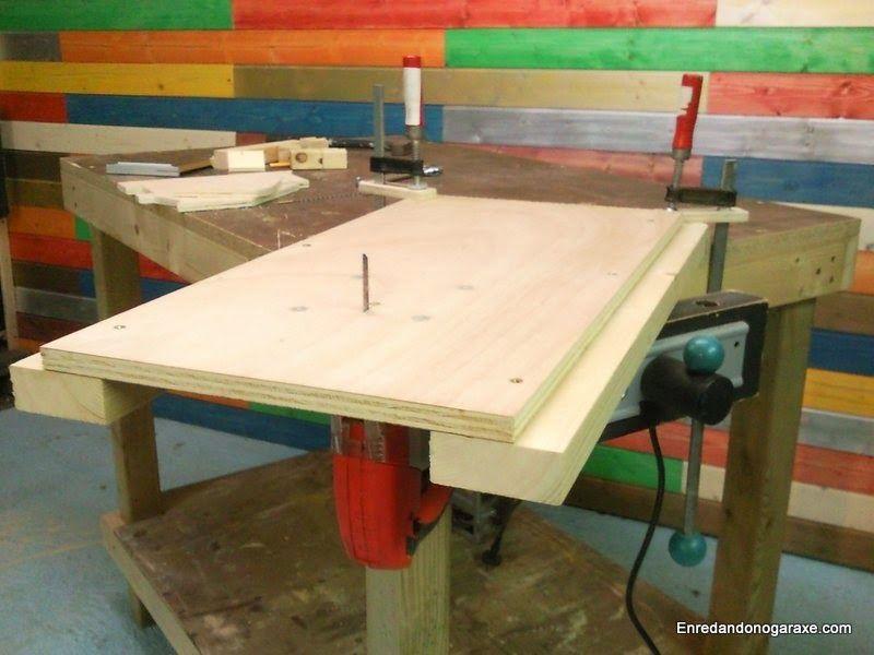 Make a table jigsaw. enredandonogaraxe.club