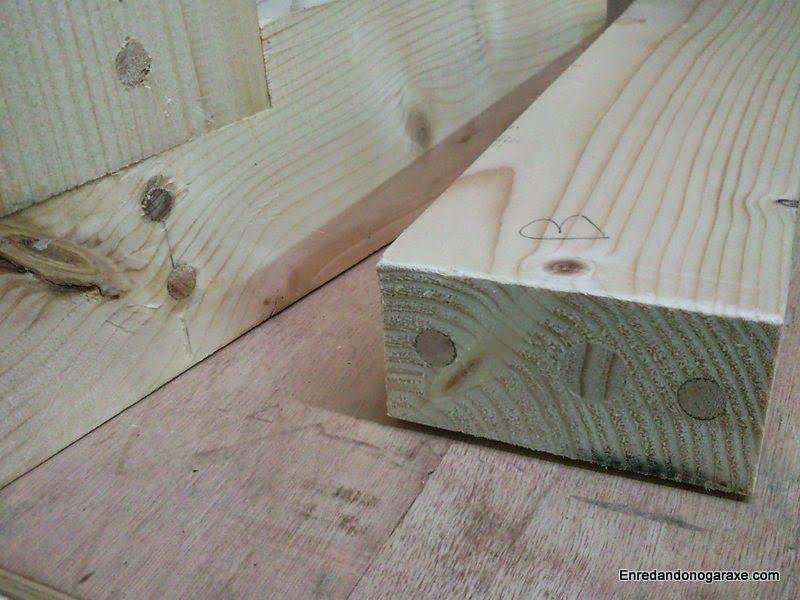 Tapar agujeros de madera. enredandonogaraxe.club