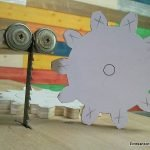 How to make gears out of plywood