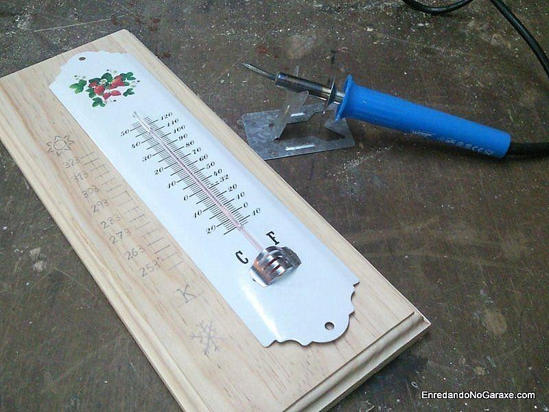 Pirograbador para madera