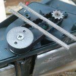 Cómo cambiar la corre del cepillo eléctrico y las cuchillas