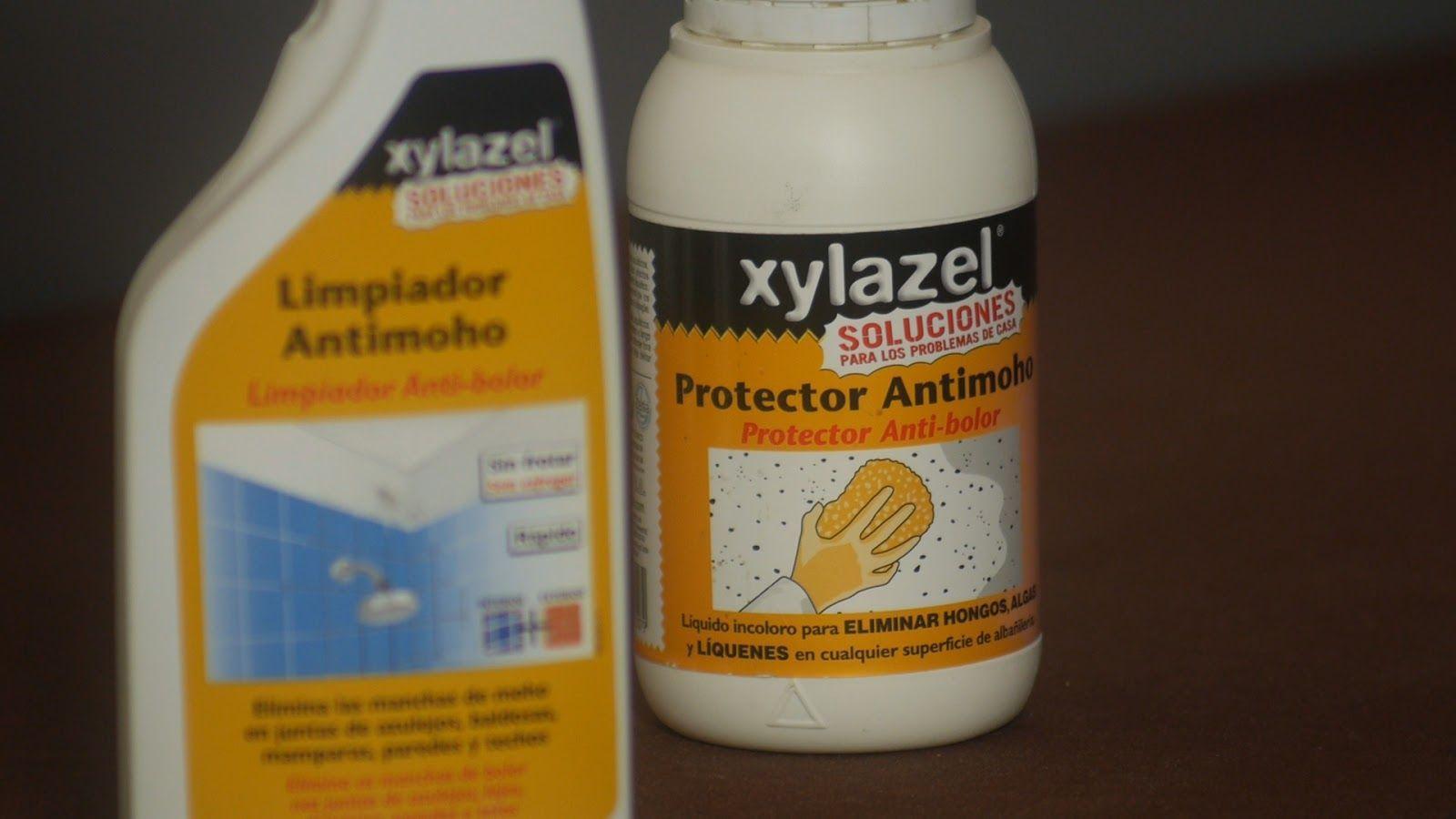 Limpiador y protector antimoho