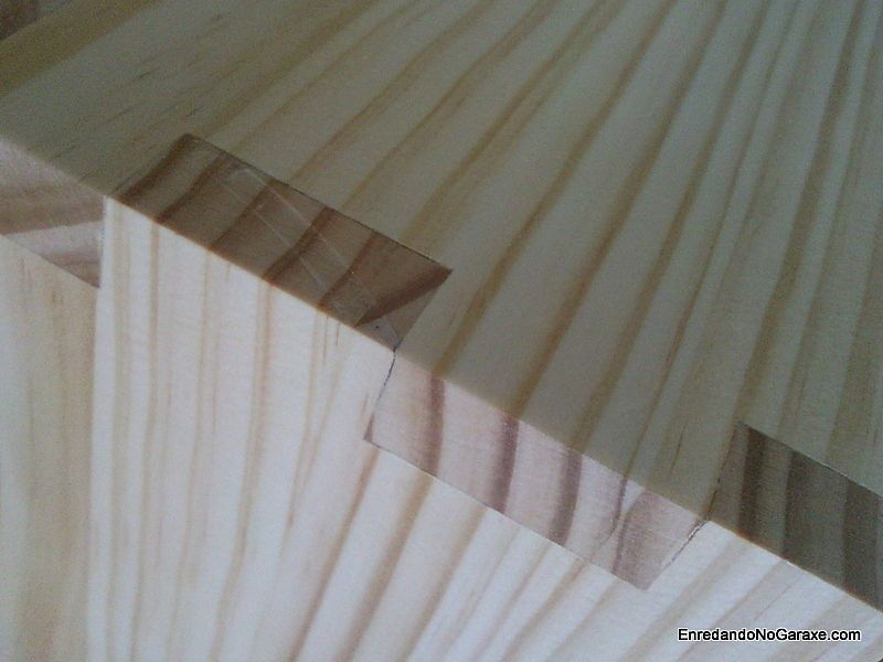 How to Hand Cut Straight Loop Joints