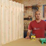 Cómo proteger y aplicar tinte a una valla de madera de exterior