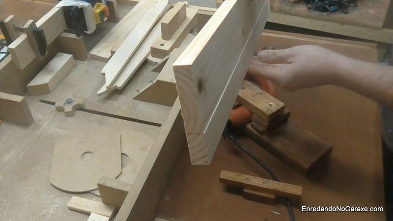 Cómo terminar de cepillar la madera