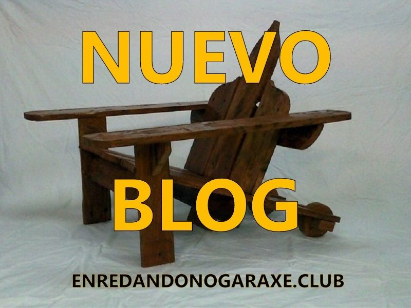 Woodworking and DIY blog in Spanish