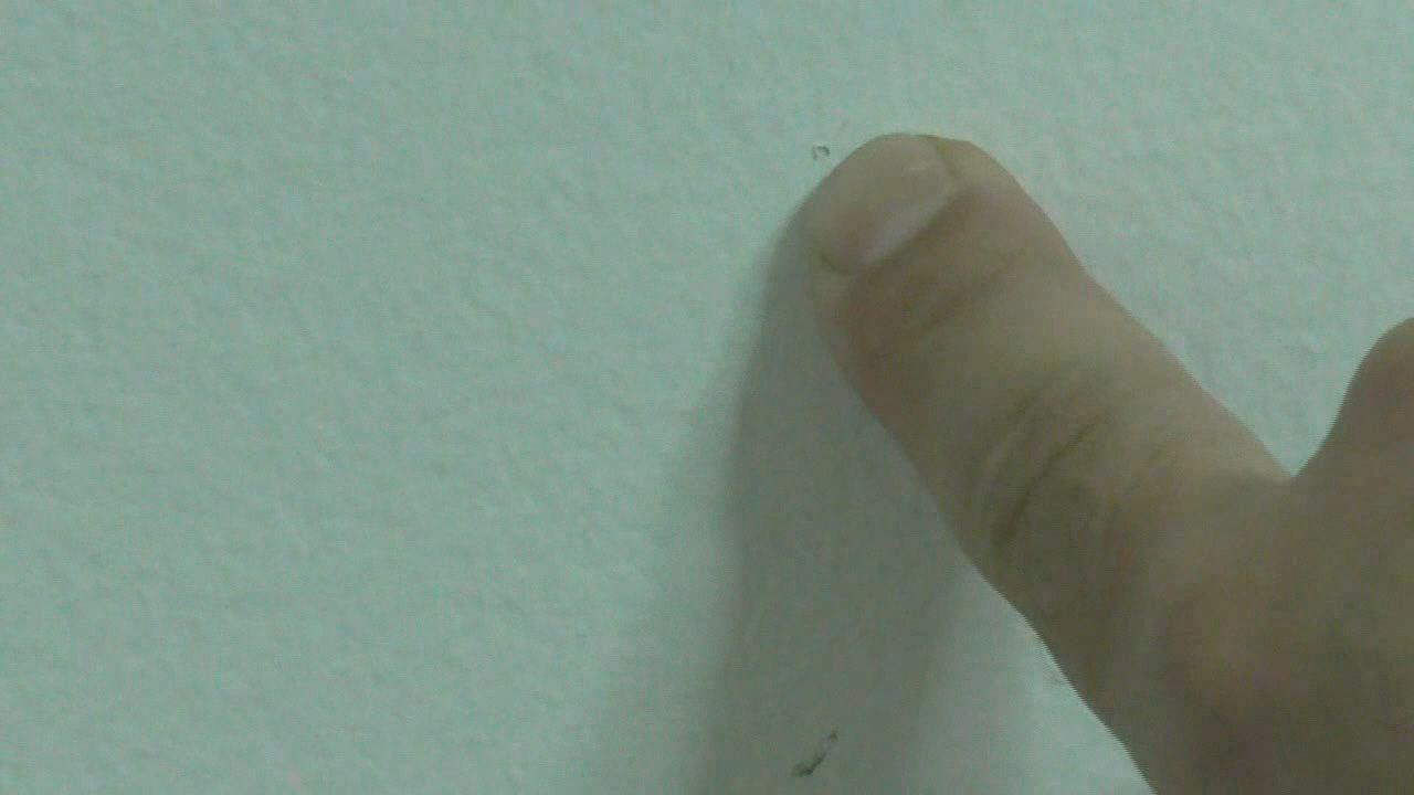 Marcas para taladrar en la pared