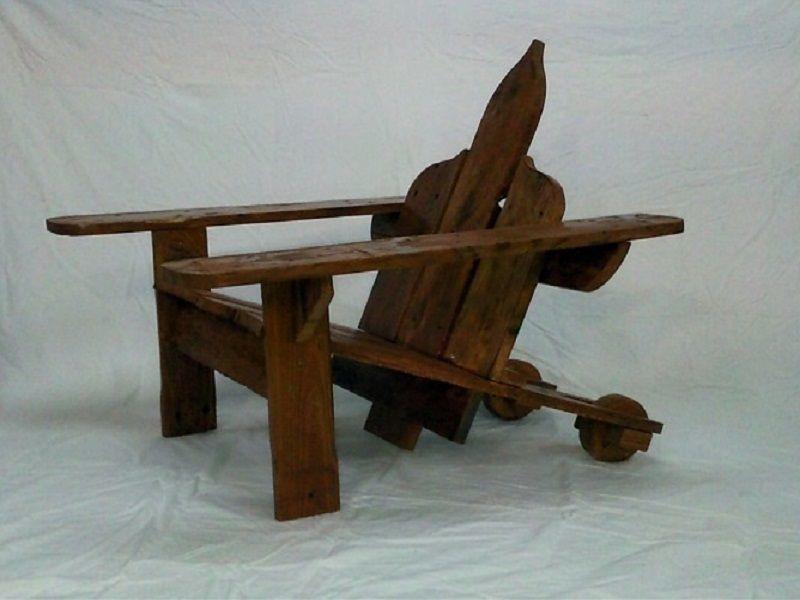 Proyectos con madera de palet