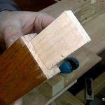 Cómo hacer espigas de madera con la sierra caladora de mesa
