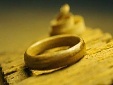 Cómo hacer un anillo de madera con virutas