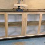 How to make wooden closet doors