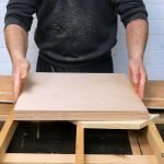 Cómo cortar tableros iguales