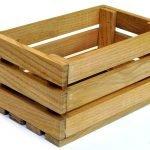 Cómo hacer una caja de listones de madera