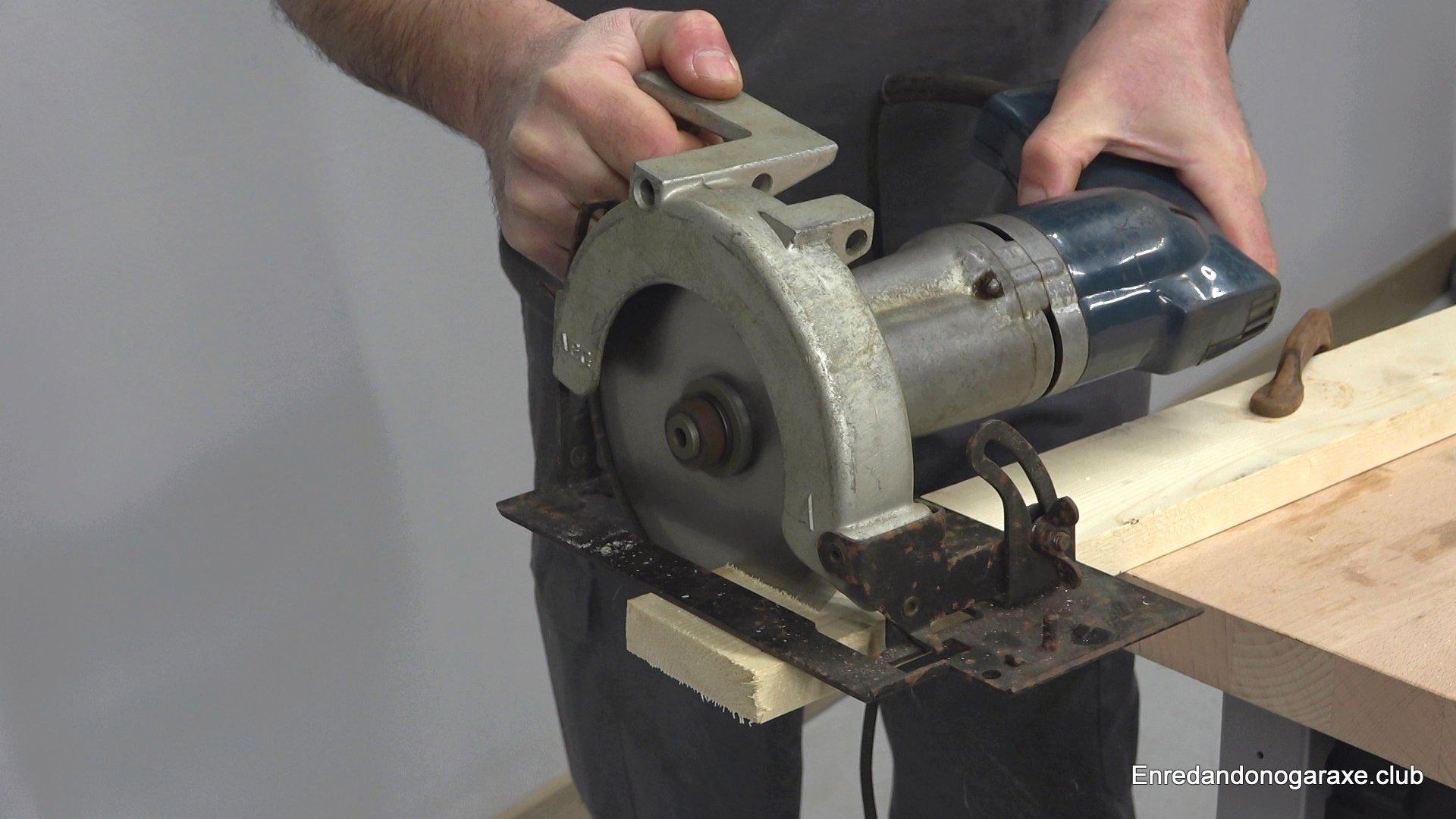 accesorio de sierra de disco para el taladro de mano