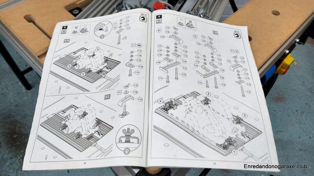 manual mastercut 2600 de wolfcraft
