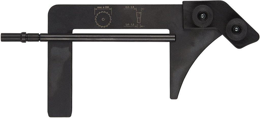 Cuchillo separador 190mm para sierra de mesa Wolfcraft
